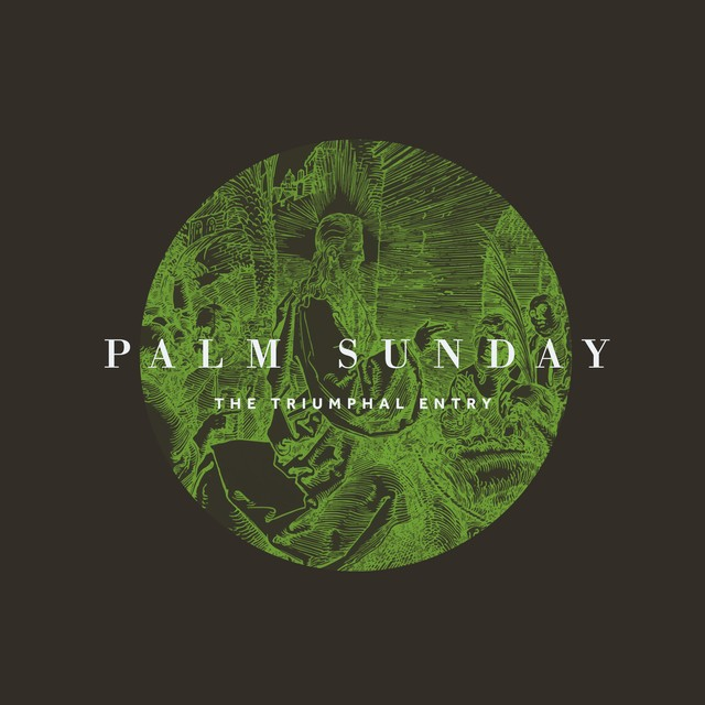 Classic Holy Week Palm