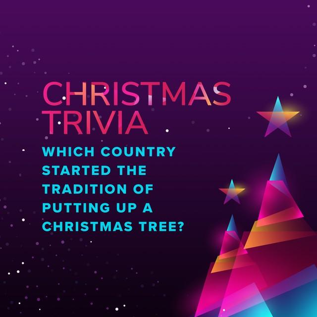 Christmas Trivia 1