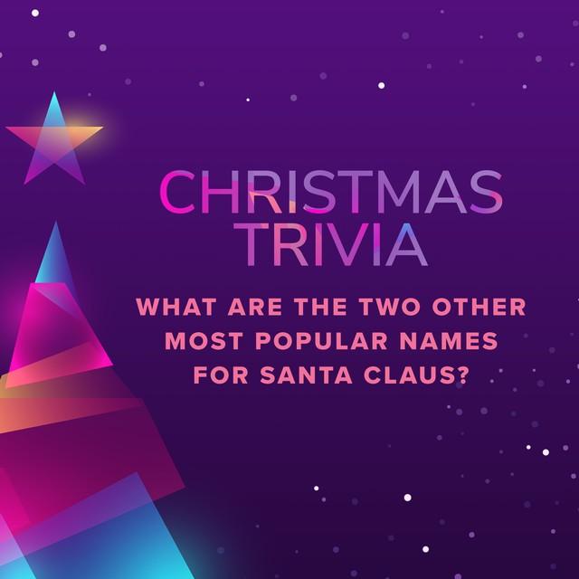 Christmas Trivia 4