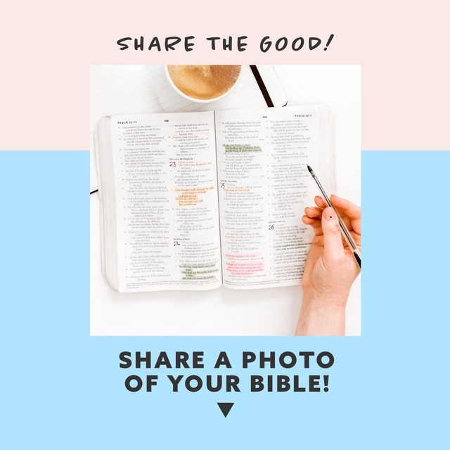 Share the Good - Bible