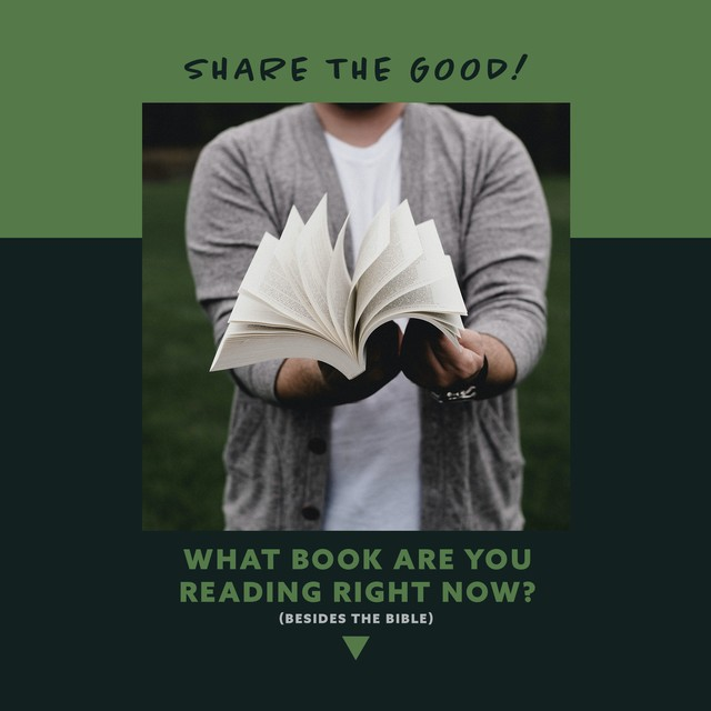 Share the Good - Book