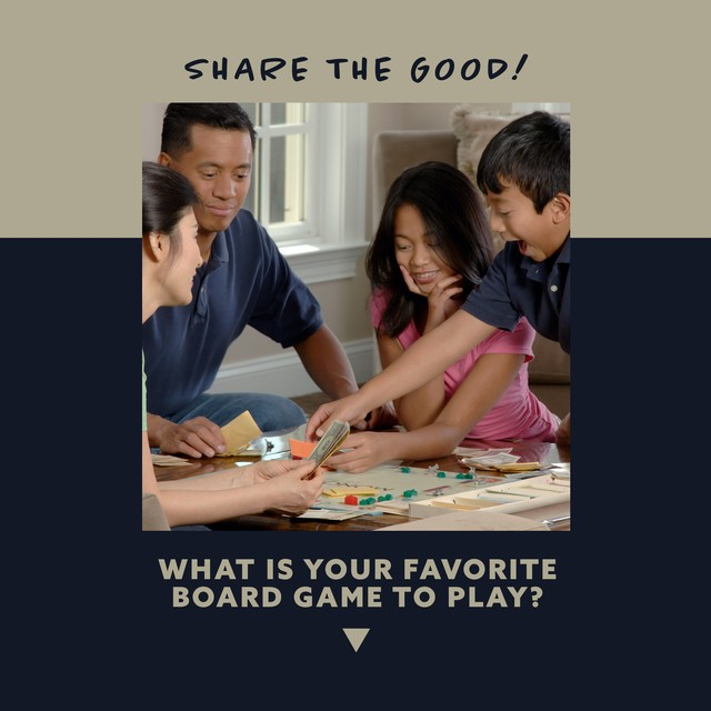 Share the Good - Game