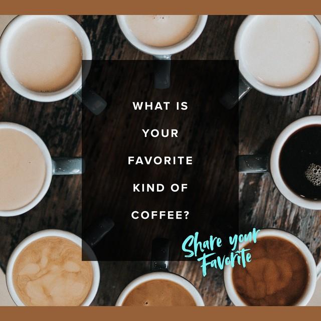 Favorite Coffee