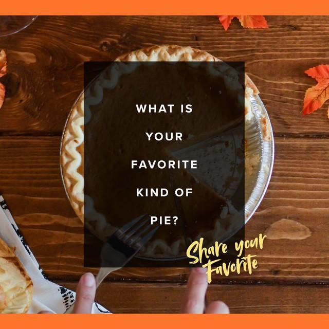 Favorite Pie