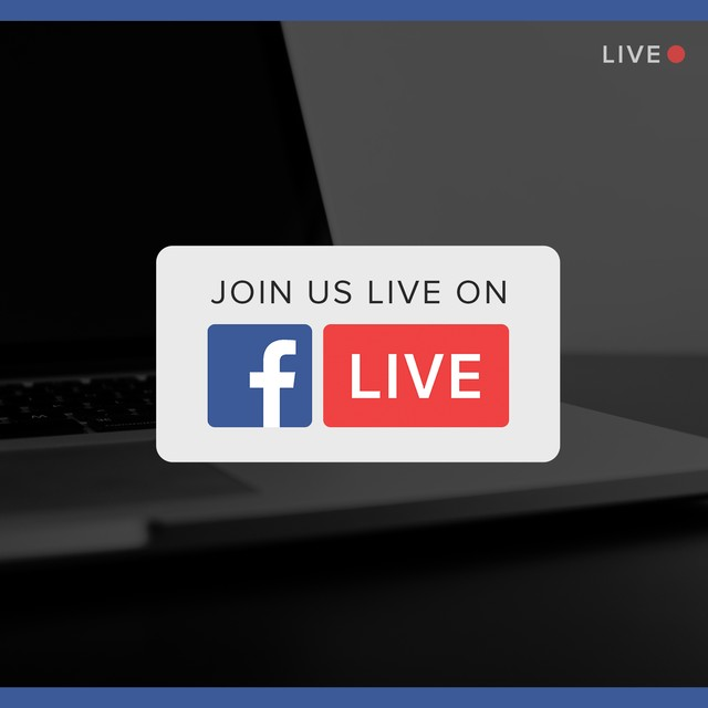 Join Live on Facebook