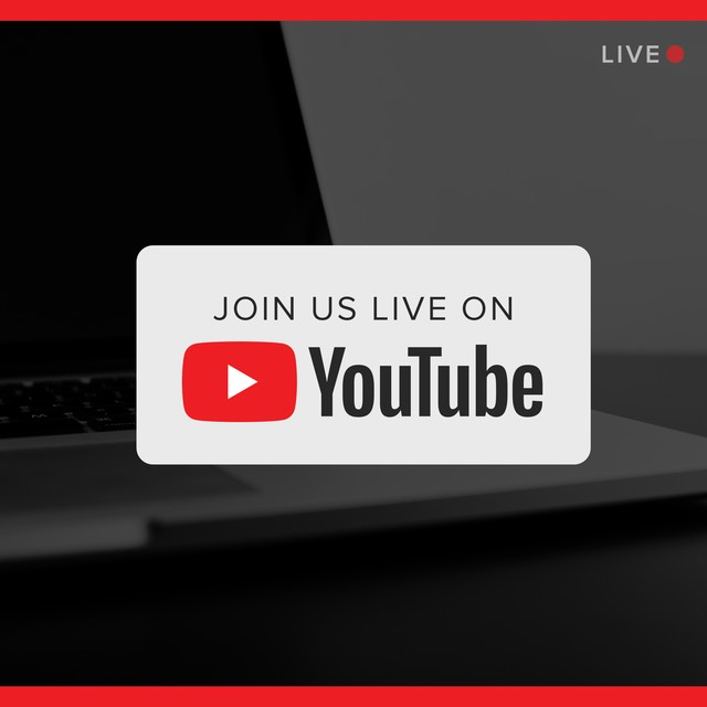 Join Live on YouTube