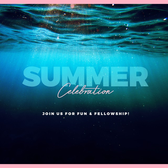 Summer Celebration Social