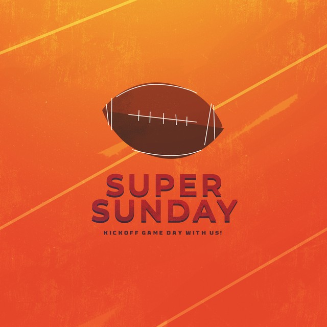 Super Sunday Social