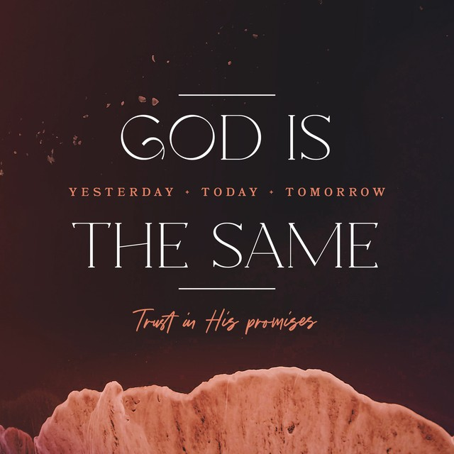 God Is the Same