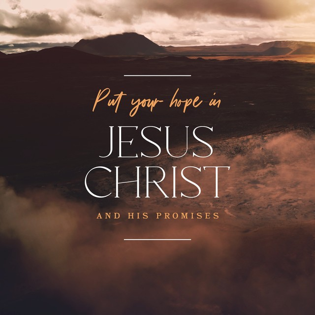 Put Your Hope in Jesus
