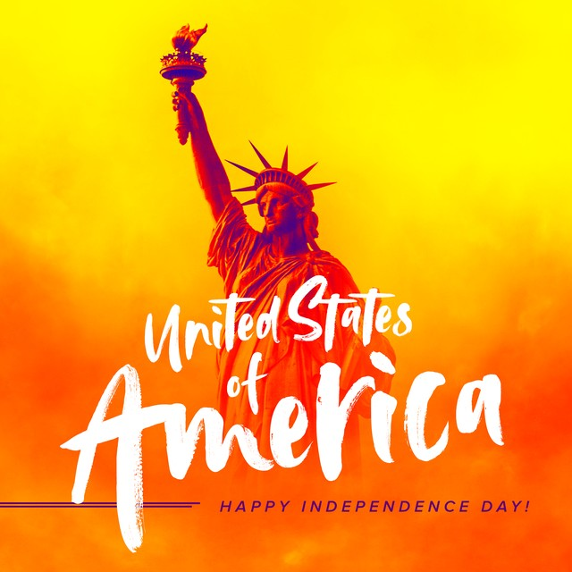 USA Happy Independence