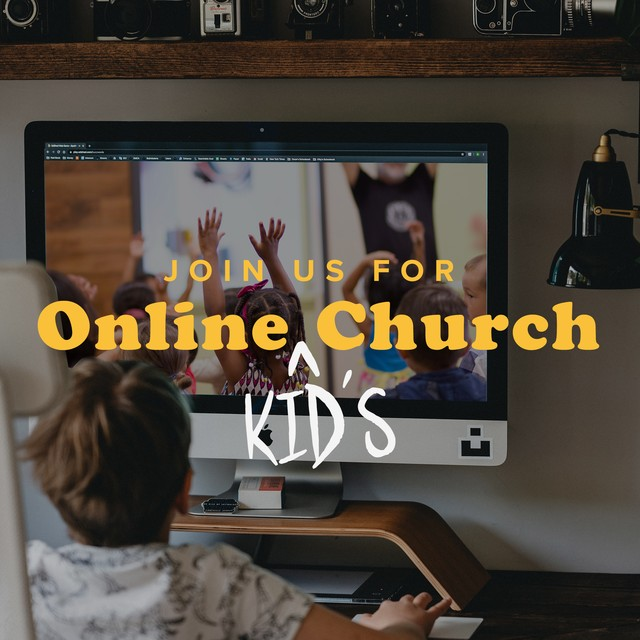 Online Kids Church