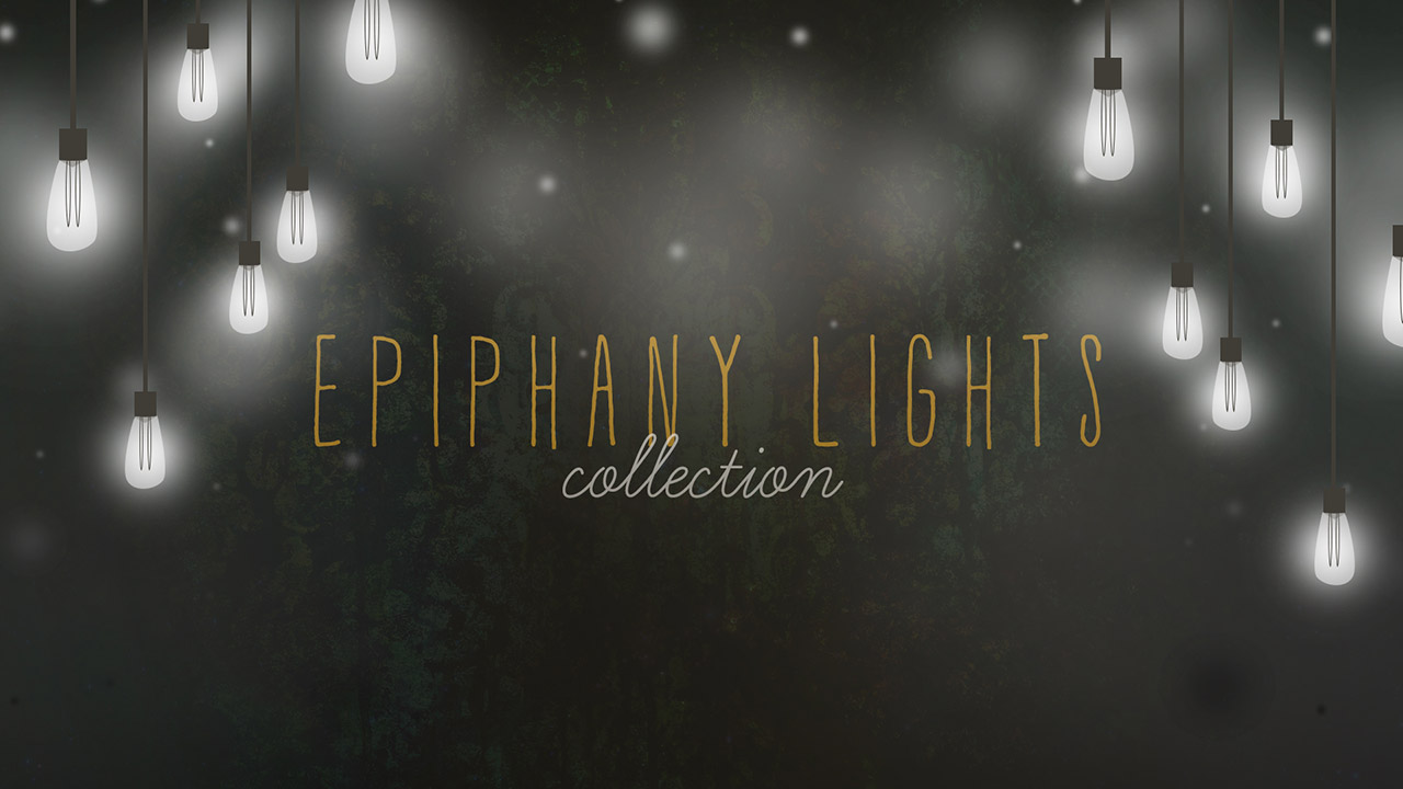 & Epiphany Lights - Shift Worship | Collections