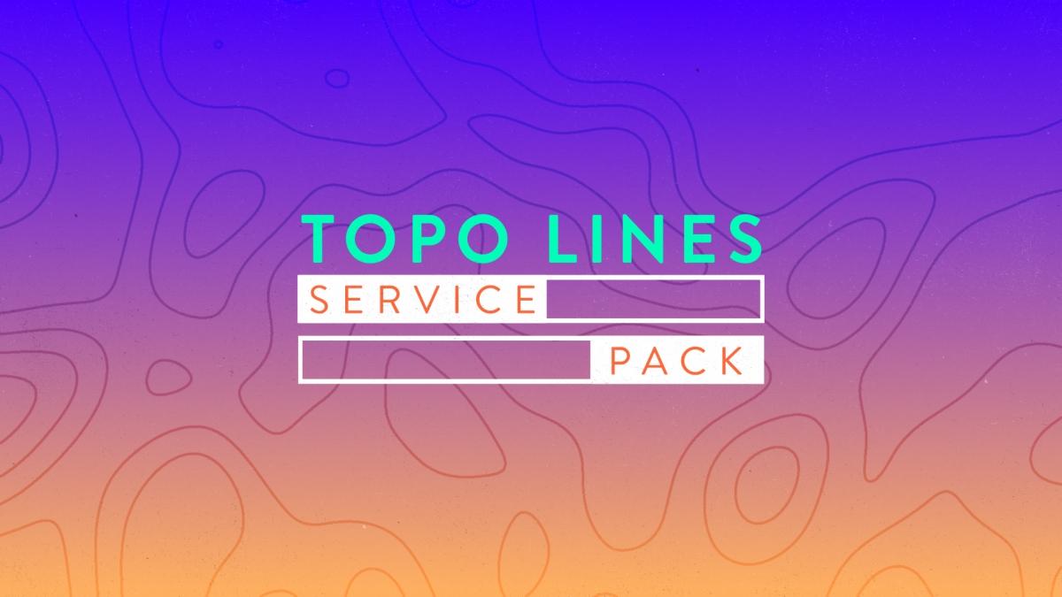 Topo Lines
