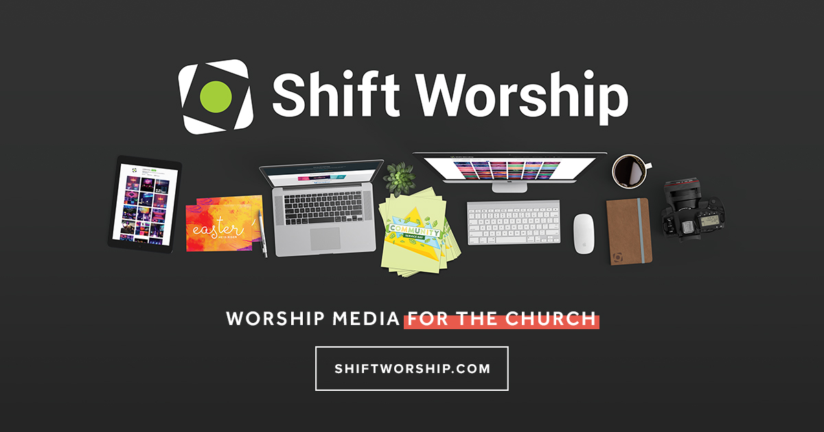 Church Worship Backgrounds, Videos & More | Shift Worship