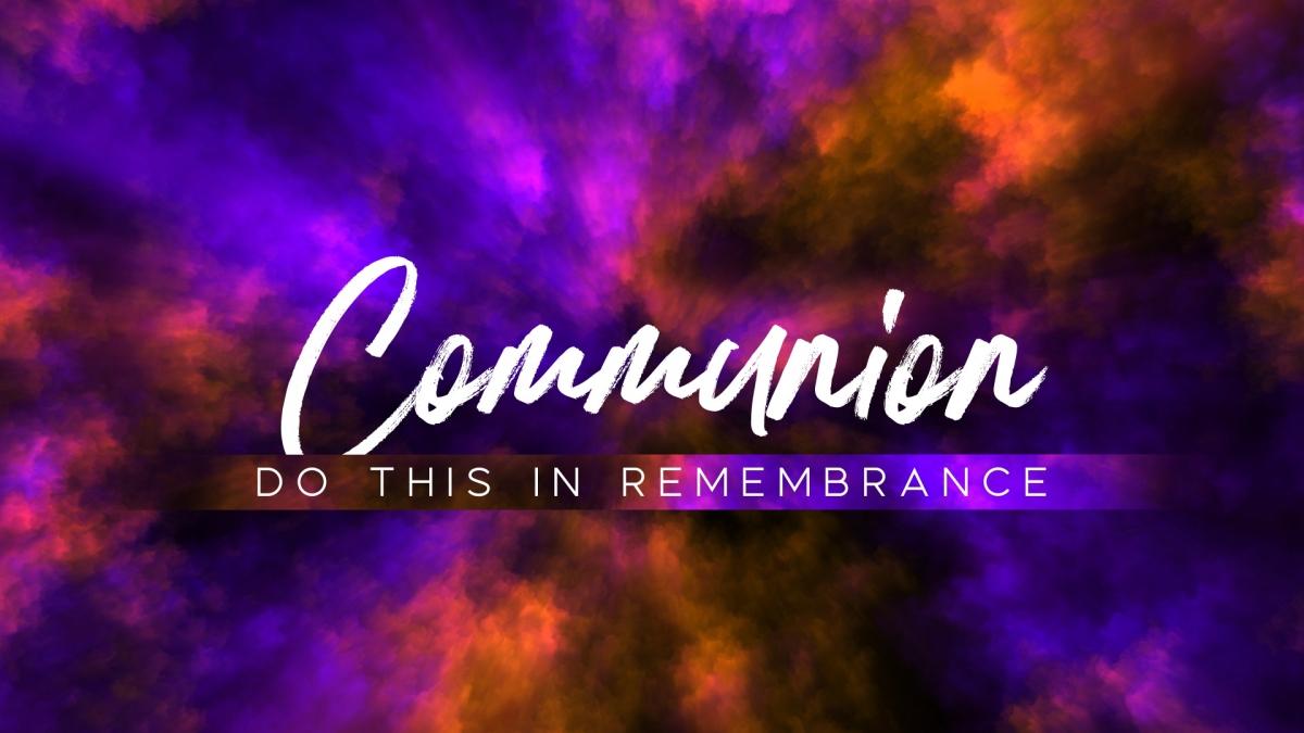 Color Fog Communion