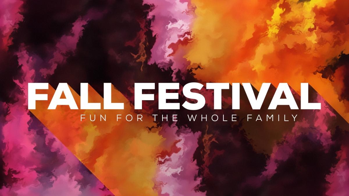 Fall Paint Fall Festival