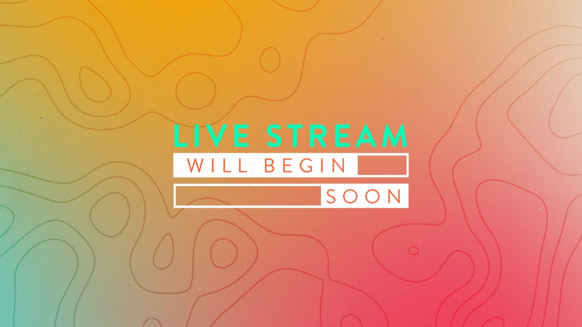 Topo Lines Live Stream