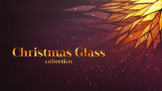 Christmas Glass
