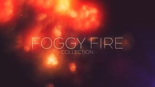 Foggy Fire