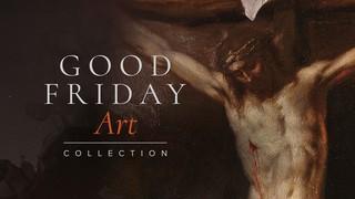 Good Friday Art