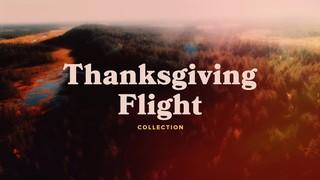 Thanksgiving Flight