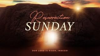 Resurrection Sunday B Sermon
