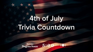 Old Glory Trivia Countdown