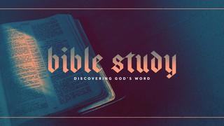 Bible Study Sermon