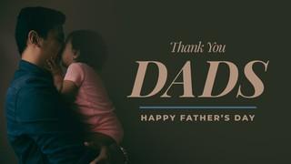 Thank You Dads Sermon