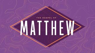 Matthew Topo Sermon