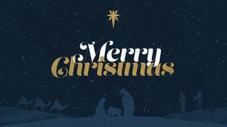 Christmas Grace Sermon Title