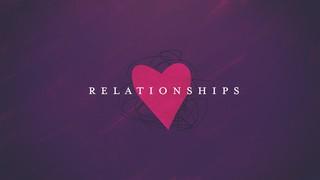 Relationships Sermon