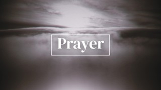 Above The Clouds Prayer