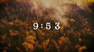 Autumn Colors 10 Min Countdown