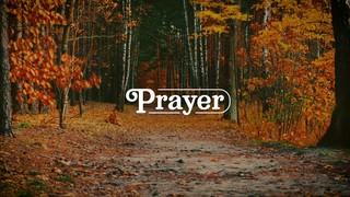 Autumn Colors Prayer