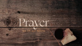 Bread And Cup Prayer