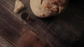 Bread And Cup Top
