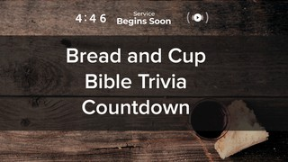 Bread And Cup Trivia Countdown