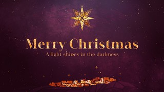 Christmas Glass Sermon Series