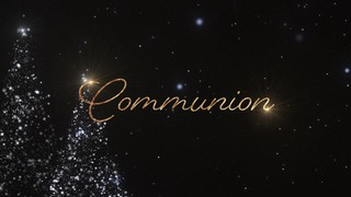 Christmas Glow Communion