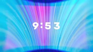 Chromatic Light 10 Min Countdown
