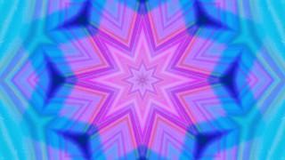 Chromatic Light Blue Burst Alt