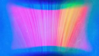 Chromatic Light Color Flare