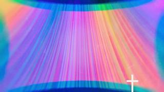 Chromatic Light Color Wrap Cross