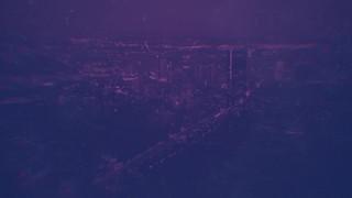 Cityscapes Plum