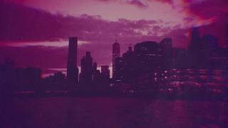 Cityscapes Purple