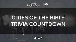 Cityscapes Trivia Countdown