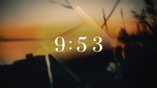 Coastal Dusk 10 Min Countdown