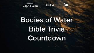 Coastal Dusk Trivia Countdown